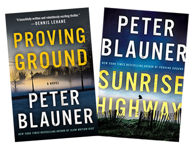 Proving Ground & Sunrise Highway